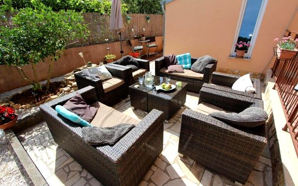 Chorvatsko, Rovinj: Apartments Villa Nikola