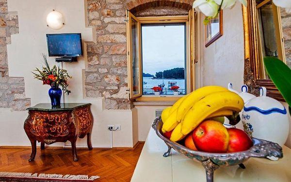 Chorvatsko, Rovinj: Residence La Carera