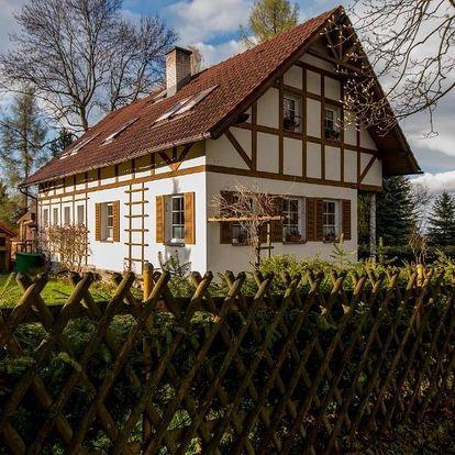 Národní park České Švýcarsko: Chalupa Kamenná Horka