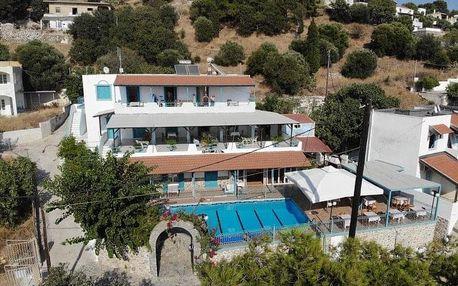 Řecko - Kalymnos letecky na 11 dnů