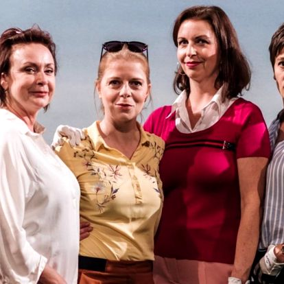 Divadelní představení Dámská čtyřhra v Divadle v Celetné