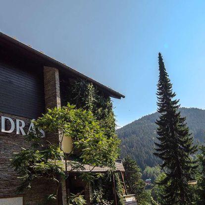 Ubytování s polopenzí v beskydské přírodě v hotelu Ondráš pod Lysou Horou