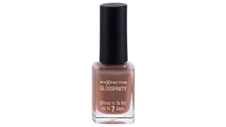 Max Factor Glossfinity 11 ml lak na nehty pro ženy 165 Hot Coco
