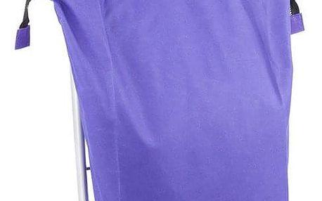 Aldo Nákupní taška na kolečkách Nice, fialová