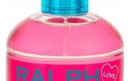 Ralph Lauren Ralph Love 100 ml toaletní voda pro ženy
