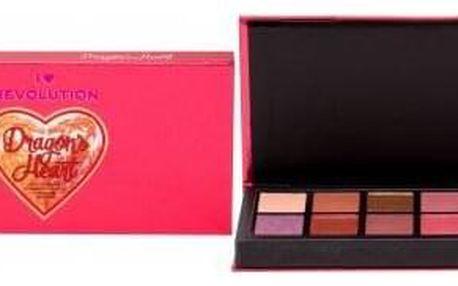 Makeup Revolution London I Heart Revolution 9 g paletka očních stínů pro ženy Dragons Heart