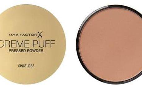 Max Factor Creme Puff 21 g kompaktní pudr pro ženy 42 Deep Beige
