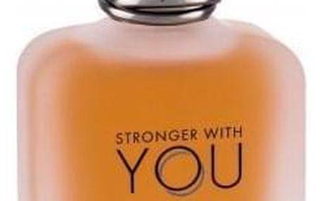 Giorgio Armani Emporio Armani Stronger With You Freeze 50 ml toaletní voda pro muže