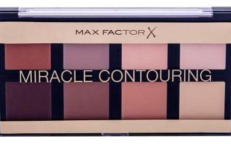 Max Factor Miracle Contour Palette 30 g konturovací paletka pro ženy