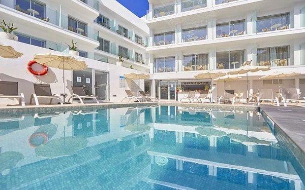 Hotel Ilusion Moreyo, Mallorca, Španělsko, Mallorca, letecky, polopenze2
