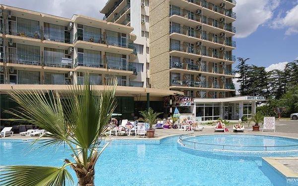 Arda Hotel, Slunečné Pobřeží, Bulharsko, Slunečné Pobřeží, letecky, polopenze3
