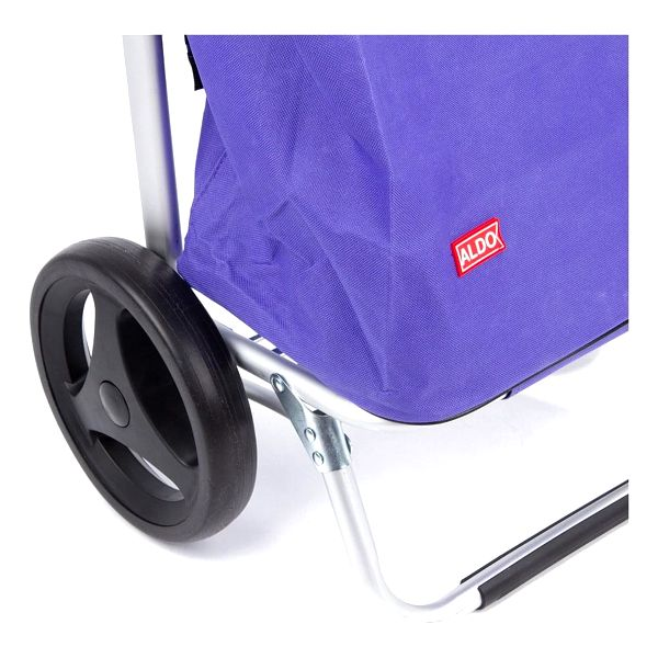 Aldo Nákupní taška na kolečkách Nice, fialová3