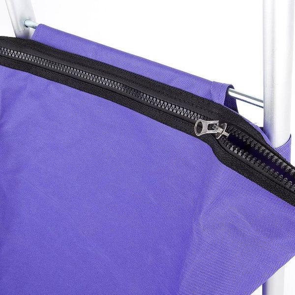 Aldo Nákupní taška na kolečkách Nice, fialová4