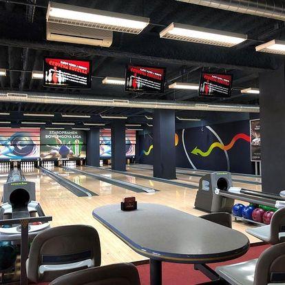 Opava, Moravskoslezský kraj: Penzion Raketa Bowling