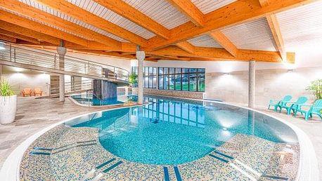 Beskydy u Pusteven ve Sport Art Centrum Hotelu **** s wellness, masáží a chutnou polopenzí