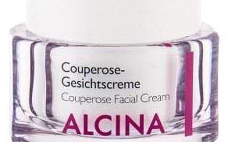 ALCINA Couperose 50 ml krém pro zmírnění kuperózy pro ženy