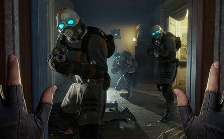 Half-Life ve virtuální realitě až pro 2 osoby
