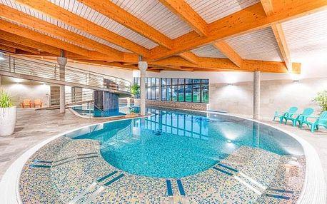 Beskydy u Pusteven a ski areálu ve Sport Art Centrum Hotelu **** s wellness, masáží a chutnou polopenzí