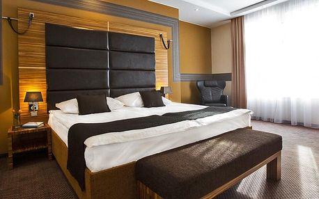4* hotel v historickém centru Bratislavy