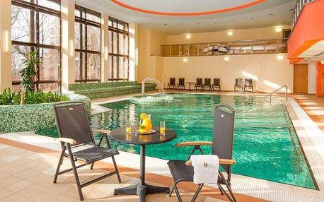 Mariánské Lázně: Luxusní pobyt v Chateau Monty Spa Resortu **** s Římskými lázněmi, 8 procedurami a polopenzí