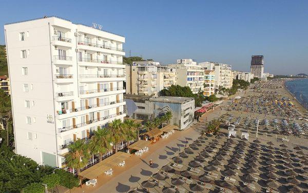 Hotel Rinia 2, Dürres, letecky, all inclusive2