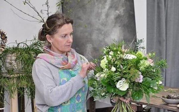 Soukromý kurz v květinové škole   Praha   Celoročně.   1,5 hodiny.3