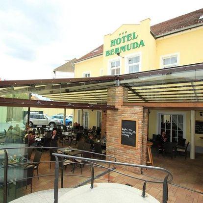 Znojmo, Jihomoravský kraj: Hotel Bermuda Znojmo