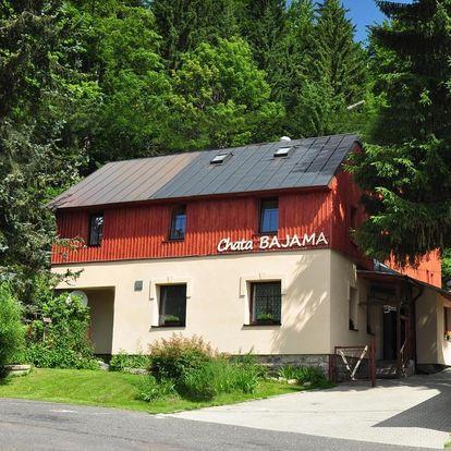 Bedřichov, Liberecký kraj: Chata Bajama