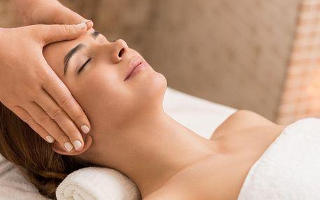 Hodinová kompletní antistresová masáž hlavy a šíje