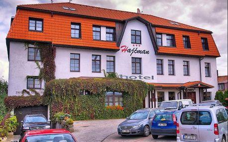 Vysočina: Hotel Hajčman