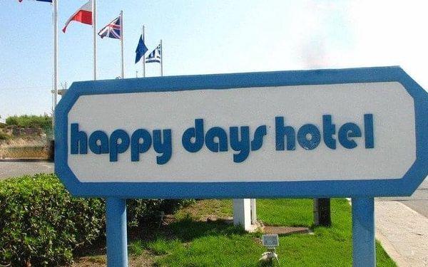 Happy Days, Rhodos, Řecko, Rhodos, letecky, snídaně v ceně2
