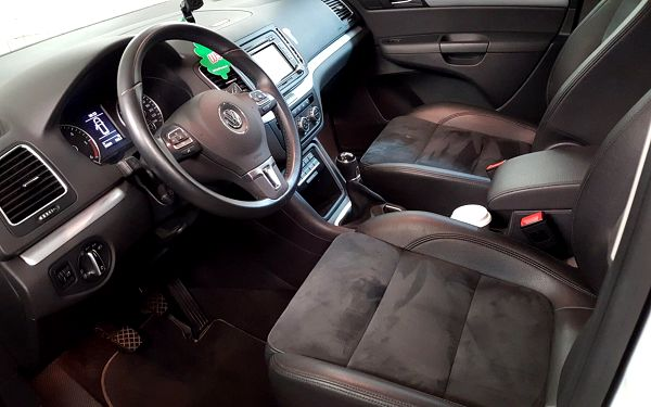 Dezinfekce klimatizace a interiéru auta ozonem3