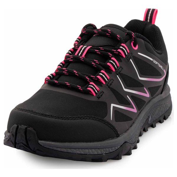 Dětská treková obuv Alpine Pro A   Velikost: EUR 31   Růžová2