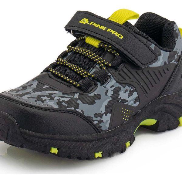 Dětská treková obuv Alpine Pro A   Velikost: EUR 31   Růžová3