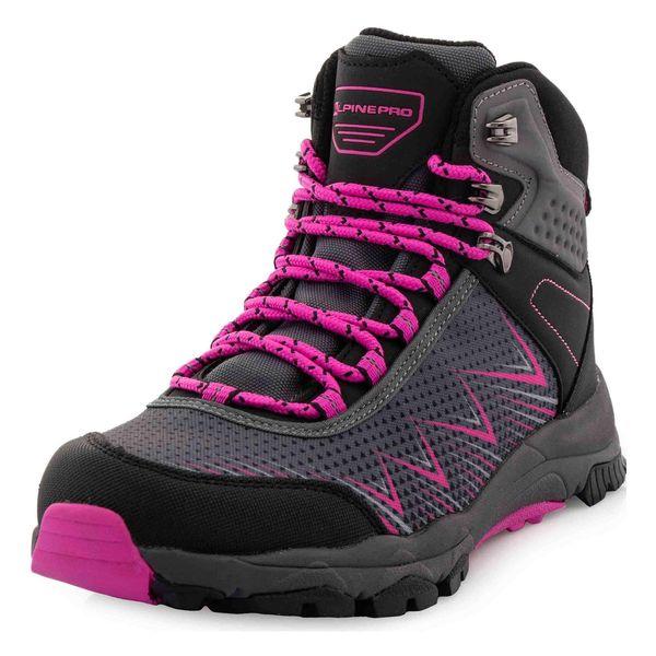 Dětská treková obuv Alpine Pro A   Velikost: EUR 31   Růžová4