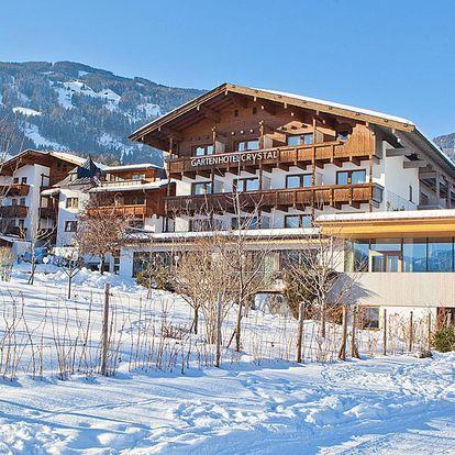 Rakousko - Zillertal na 2-10 dnů, polopenze