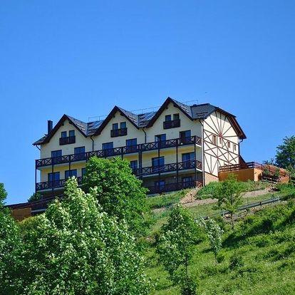 Orlické hory: Apartmány na vršku