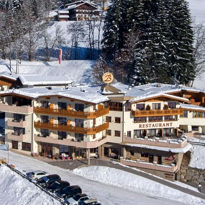 Rakousko - Brixental na 3-9 dnů, polopenze