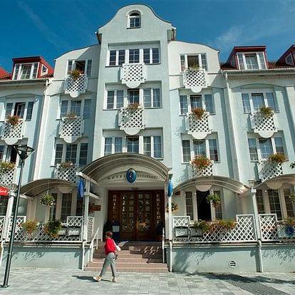 Hévíz - Hotel ERZSÉBET, Maďarsko