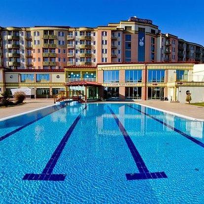 Zalakaros - hotel KAROS SPA, Maďarsko