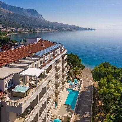 Chorvatsko, Makarská riviéra: Hotel Tamaris
