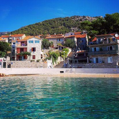 Chorvatsko, Brač: Accommodation Stella Mare