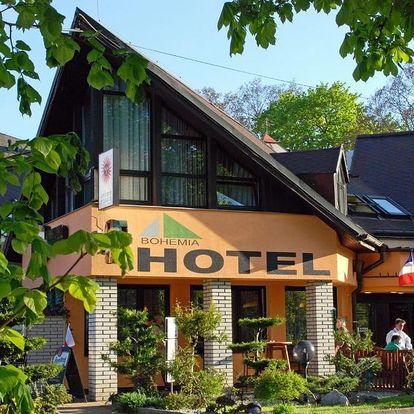 Františkovy Lázně, Karlovarský kraj: Hotel Bohemia