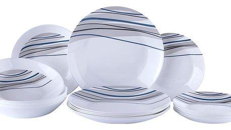 Acropal 18dílná jídelní sada Athenais