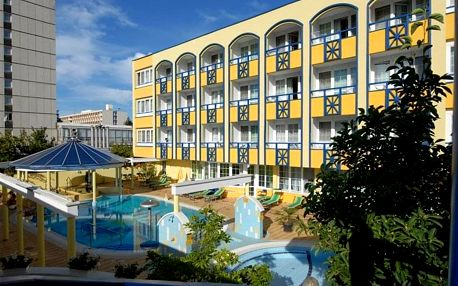 Hajdúszoboszló - hotel RUDOLF SPA, Maďarsko