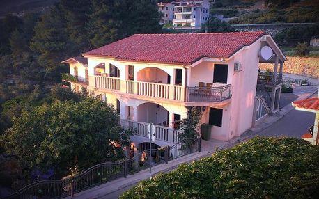 Chorvatsko, Makarská riviéra: Apartments Anamarija