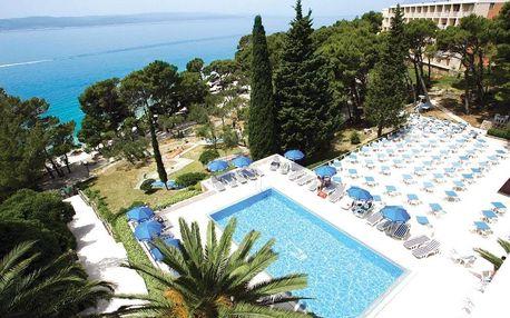 Chorvatsko, Makarská riviéra: Bluesun Hotel Maestral