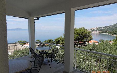 Chorvatsko, Makarská riviéra: Apartments Klaricic