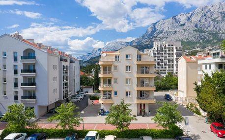Chorvatsko, Makarská riviéra: Apartments Villa Bondi