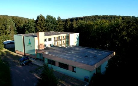 Seč, Pardubický kraj: HOTEL DELTA SEČ